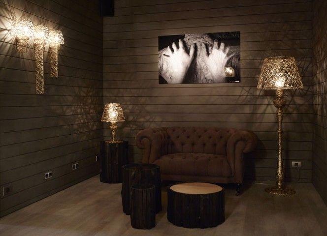 Meer dan 1000 idee n over lichtarmaturen op pinterest kristallen kroonluchters kroonluchters - Eigentijdse kroonluchter ...