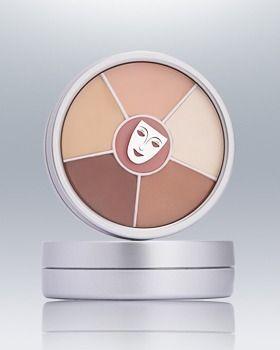 Kryolan Dermacolor Corretivo Concealer Circle - 6 Cores D - R$ 199,90