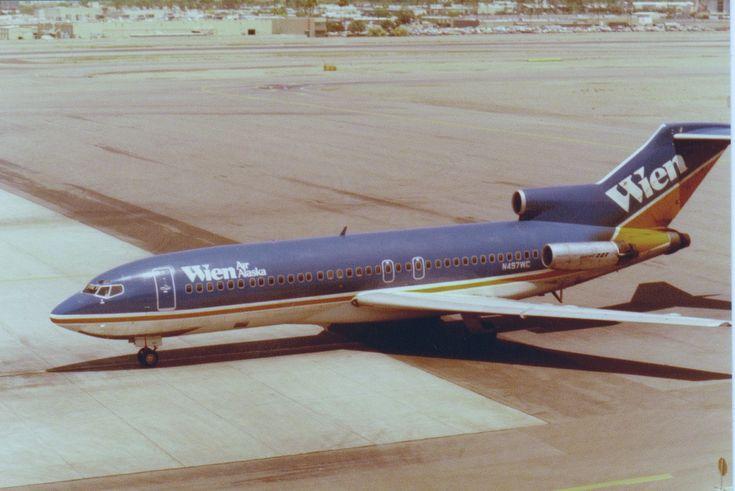 Wien Air Alaska 727-200