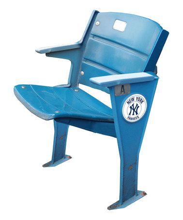 Another great find on #zulily! Commemorative Yankee Stadium Seat by Steiner Sports Memorabilia #zulilyfinds