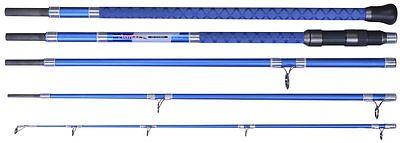 Shakespeare Agility 2 Beach, Travel Rod Surf Rod, Length 11 4/12ft, 5 Teile