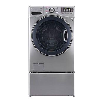 lavasecadora LG twinwash mini WD22VVS6