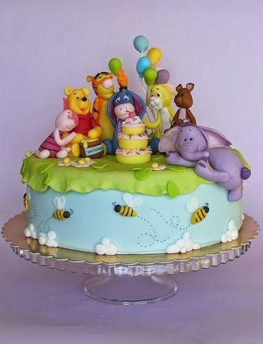 Decoración de Fiesta Winnie The Pooh