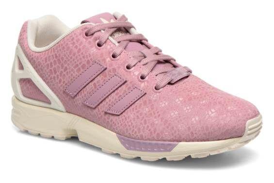 Adidas Originals Zx Flux W Roze - Sneakers bij Sarenza.nl (237394)