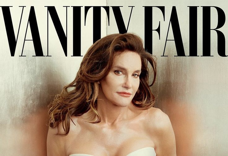 'Call Me Caitlyn': The Radical Simplicity of Vanity Fair's Cover - The Atlantic