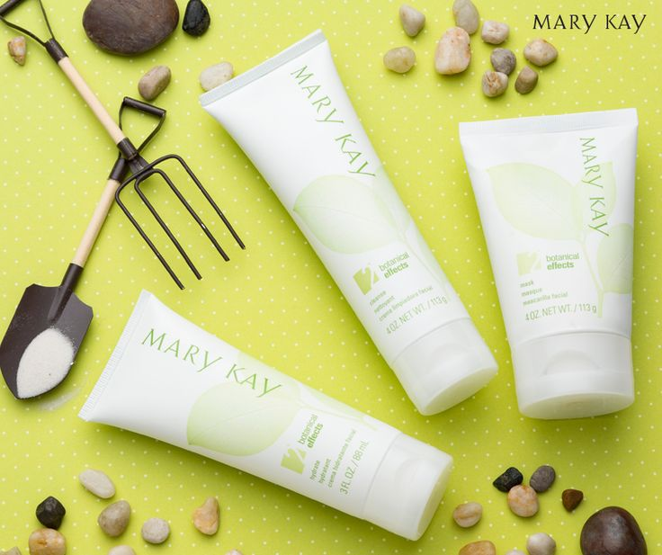 Mary Kay Botanical Effects Skin Care Four-Piece Set Shop: www.marykay.com/LaShon