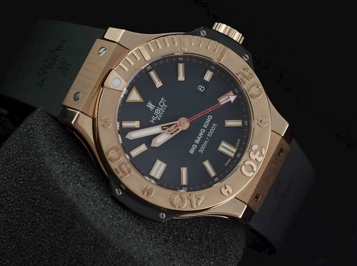 Hublot Big Bang King Gold (Preowned - 48mm)  please contact us for any inquiry : whatsapp : +6285723925777 blackberry pin : 2bf5e6b9  #HUBLOT #KINGGOLD #LUXURY