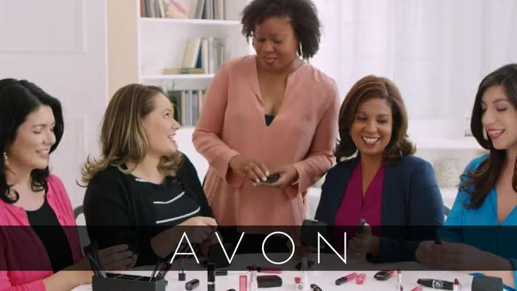 how to become a avon representative in canada