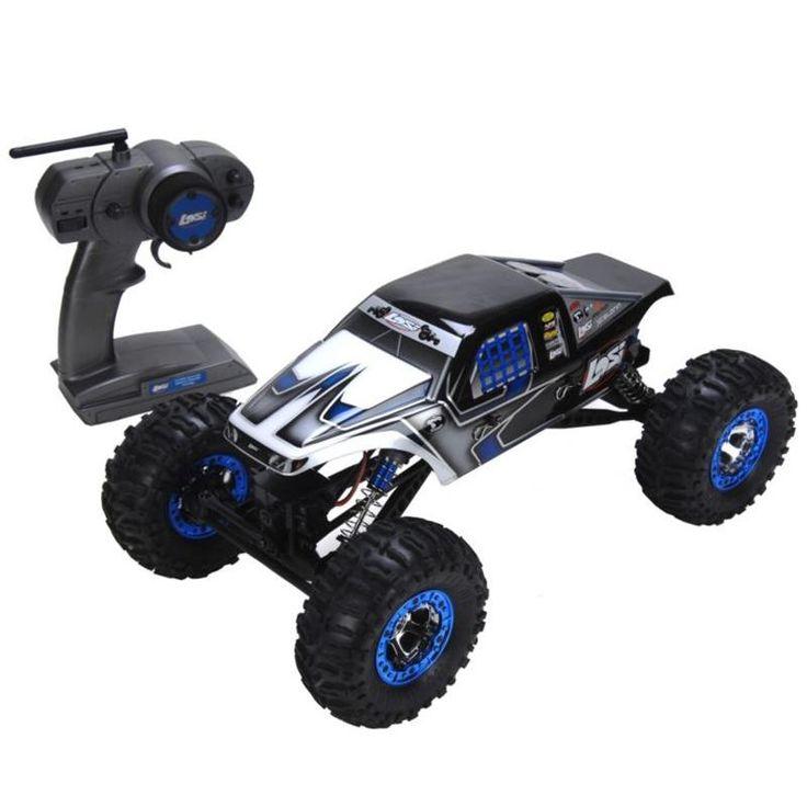 Losi Night Crawler 2.0 1/10 RC Crawler RTR