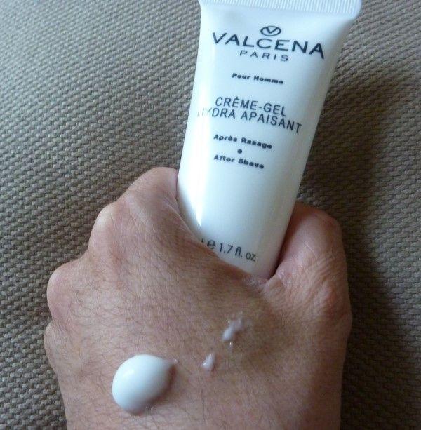 Coffret soins homme @VALCENA_FRANCE Douche Cheveux, Gommage et soin visage