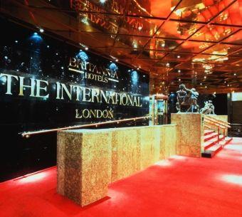 Britannia International Hotel, Canary Wharf, London