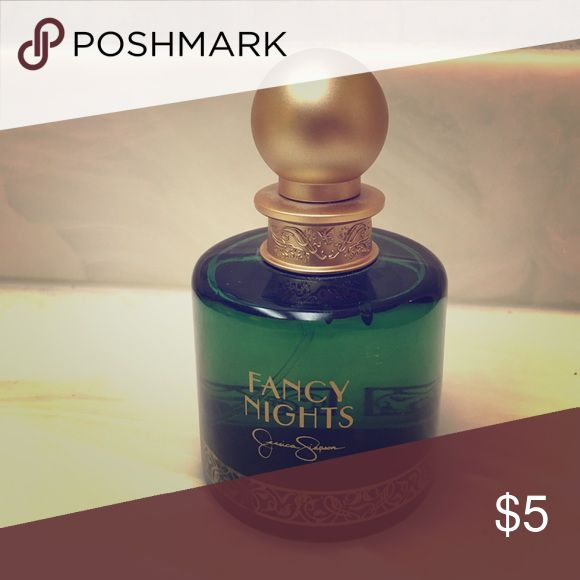 Jessica Simpson Fancy Nights perfume Jessica Simpson Fancy Nights perfume Jessica Simpson Makeup