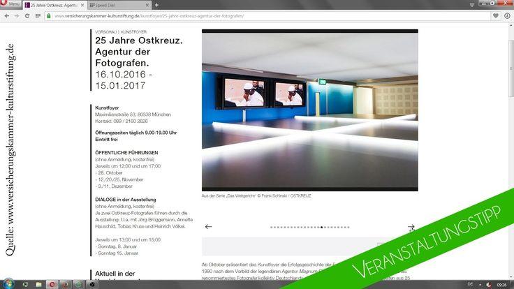 Fotoausstellung Ostkreuz Kunstvoyer München