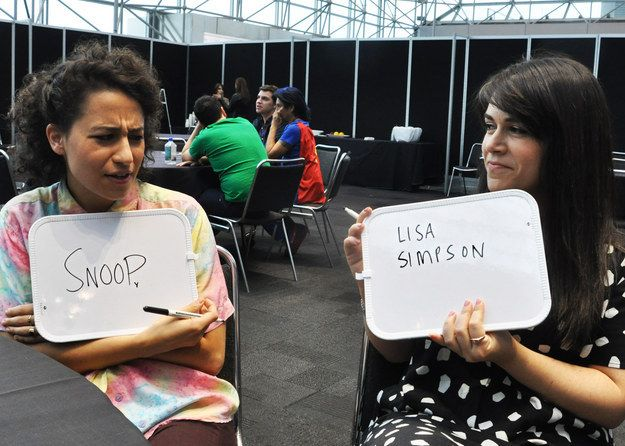 """Abbi And Ilana From """"Broad City"""" Answer 10 Important Stoner Questions"""