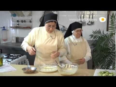 ▶ Divinos Pucheros Receta de pastel de verdura - YouTube