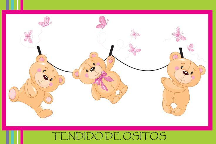 TENDIDO DE OSITOS