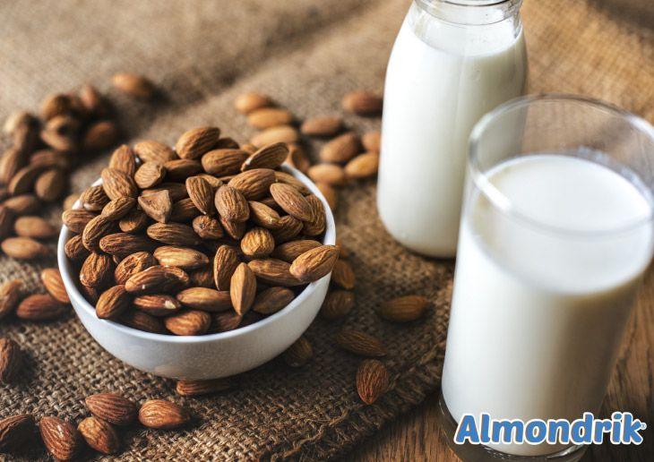 Bebidas De Almendras Propiedades Beneficios Y Valor Nutricional