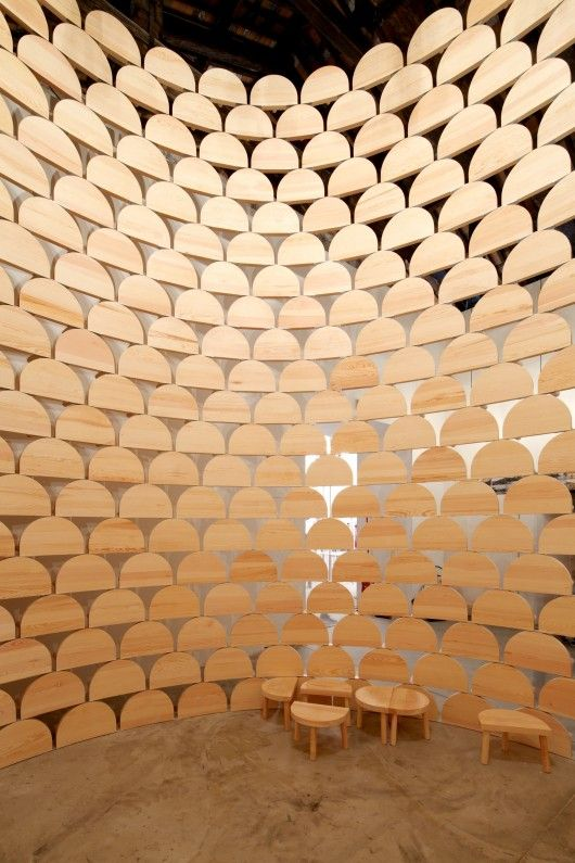 """Visibility (Imposed Modernity)"" – Kosovo's Pavilion at the Venice Biennale 2014/ © Nico Saieh"