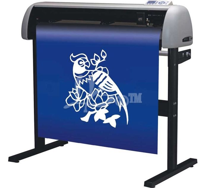 790.00$  Buy now - http://alitaq.worldwells.pw/go.php?t=32719083986 - Vinyl Cutter Cutting Plotter for Cutting vinyl Automatic contour cutting function, no tax to EU countries  790.00$
