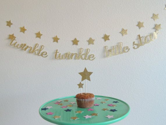 Hey, I found this really awesome Etsy listing at https://www.etsy.com/listing/256255144/twinkle-twinkle-little-star-banner-star
