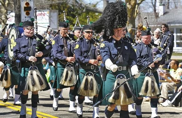 Greenville PSP&D Uniform - Pipe Bands in North Carolina |Police Pipe Band Uniforms