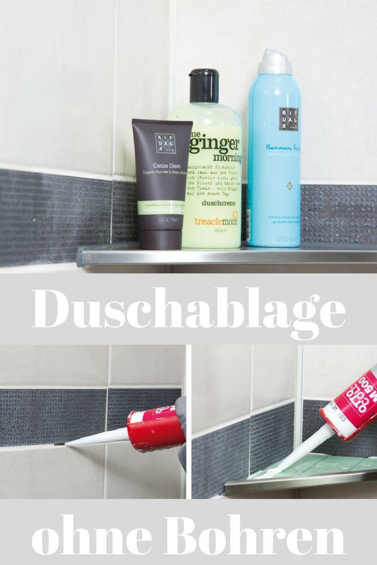 Duschablage Ohne Bohren Bohren Duschablage Shower Tray