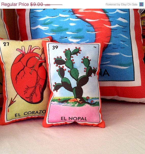 Dia De Los Muertos / Day of the Dead pillows