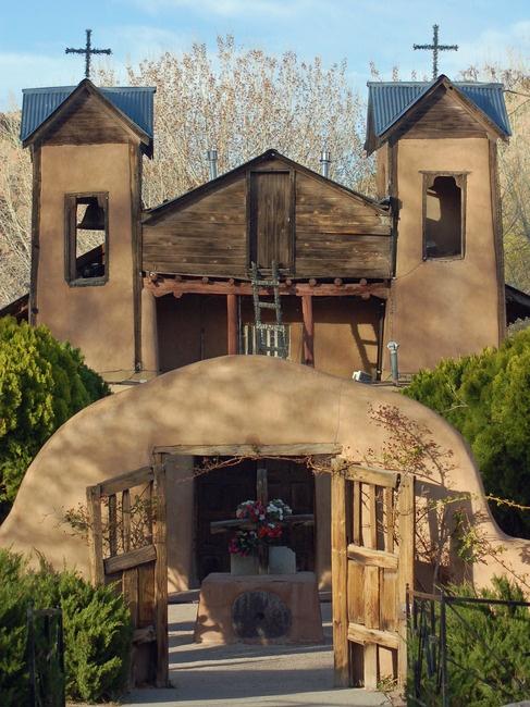 Santuario de Chimayo, Taos, New Mexico