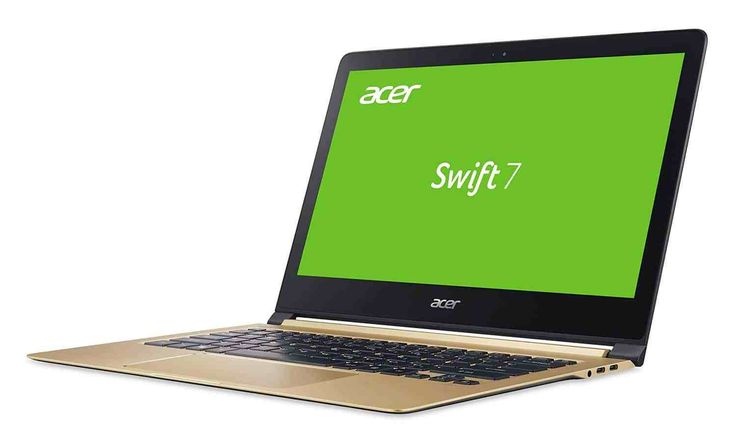 Acer Swift 7 SF713-51-M8MF laptop review, price, release date