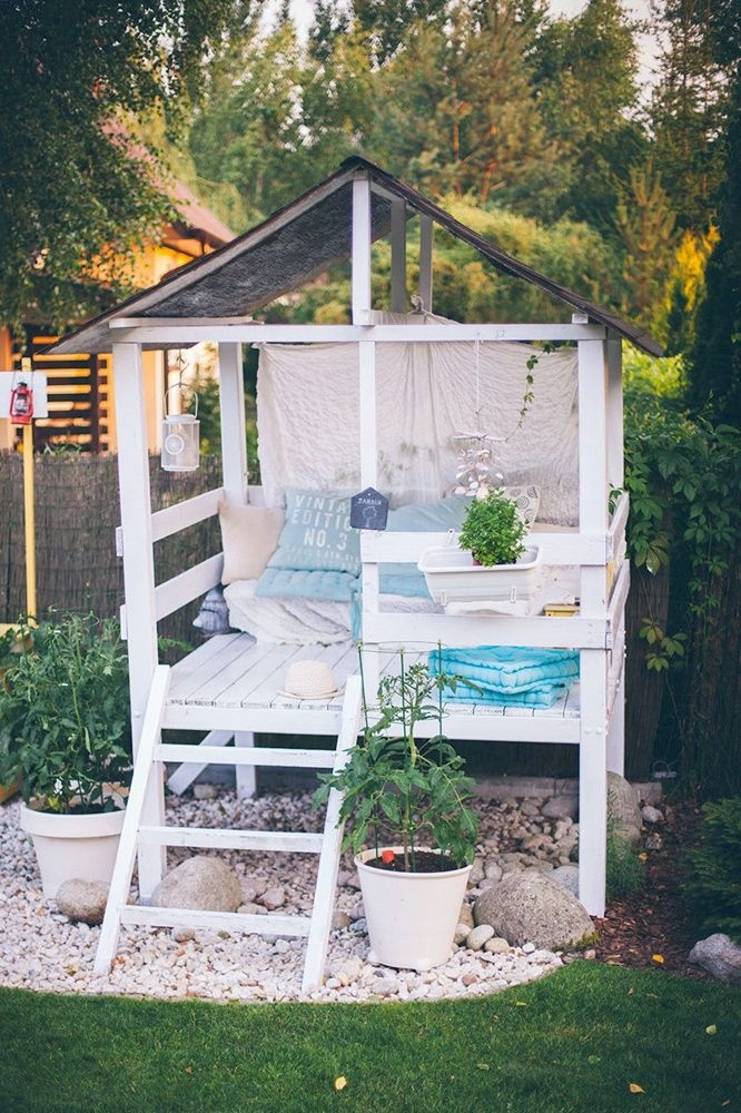 unique diy features to beautify your garden fun projects rh pinterest com