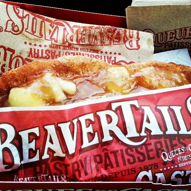 Making. Us. Drool. #beavertails Instagram photo by @crystalthemallie (Crystal See)