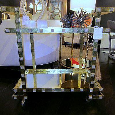 91 best Bar Cart images on Pinterest Bar cart, Bar carts and - kommode für wohnzimmer