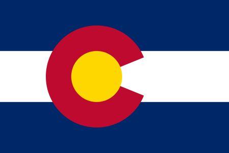 Free Colorado flag graphics, vectors, and printable PDF files. Get the free downloads at http://flaglane.com/download/colorado-flag/