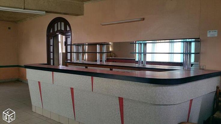 Ancien Bar - Comptoir en formica Ameublement Morbihan - leboncoin.fr