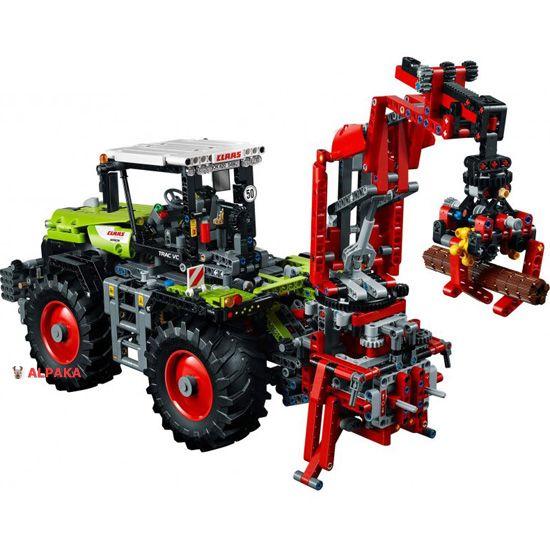 Трактор Лего 42054, супер цена в Альпака, Киев. Купить дешево с бесплатной доставкой! #lego42054 #лего42054 #леготрактор