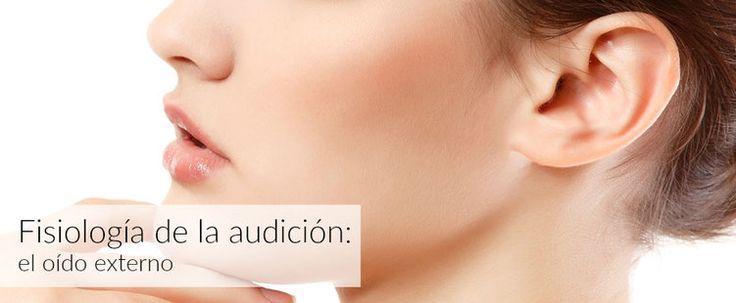¿Cómo influye la anatomía del oído externo en la audición?