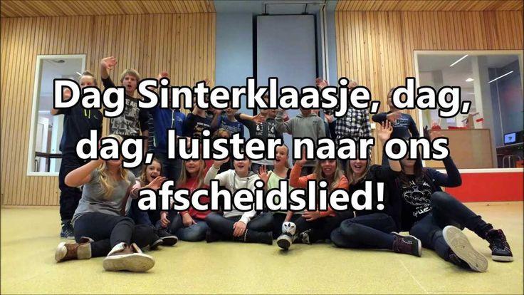 Cupsong :  'Dag Sinterklaas', deels gebaseerd op het liedje 'When I'm gone' (traditional)