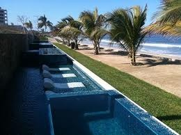 La Tranquila Punta Mita, reception by the beach