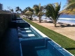 La Tranquila Punta Mita, reception by the beach