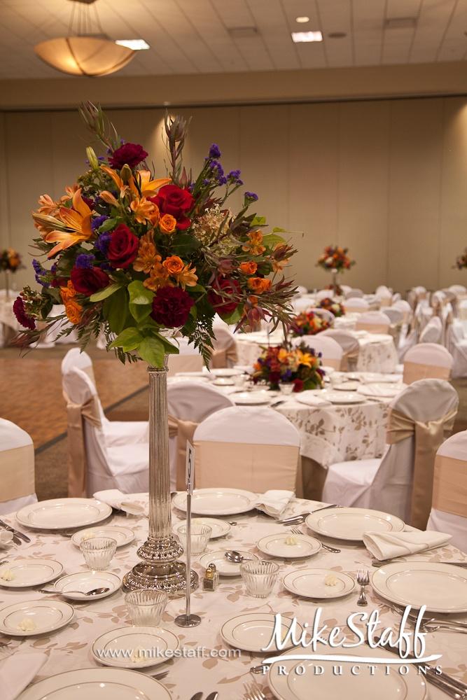 Wedding Reception Decoration Centerpieces Tablescape
