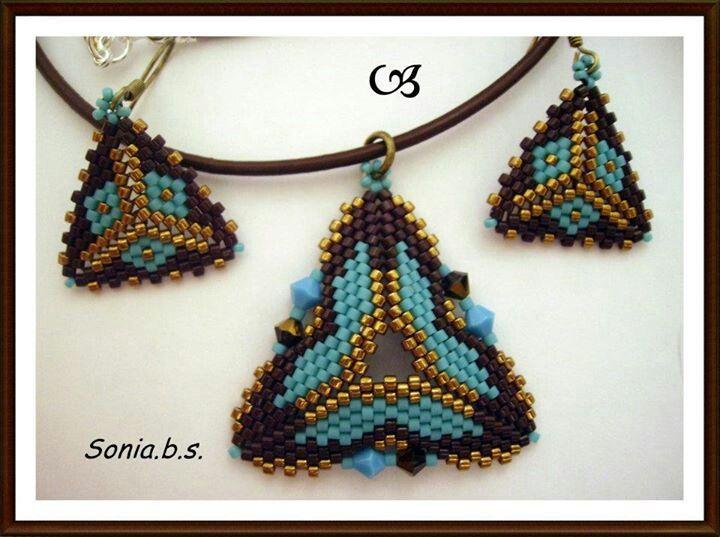 Conjunto triangulos