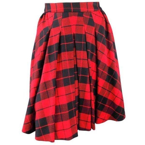Best 25  Red tartan skirt ideas on Pinterest | Checked skirts ...