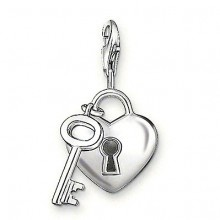 Charm Heart   Key - Thomas Sabo Charm