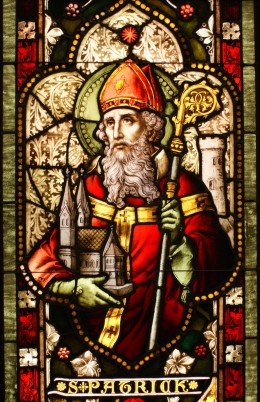 A Wee Bit Of History, St Patricks Day - March 17th
