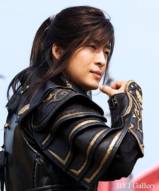 Bae Yong Joon in The Legend