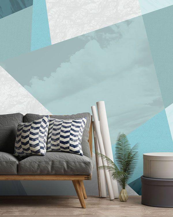 aqua blue your pinterest likes blue walls accent wall bedroom rh pinterest com