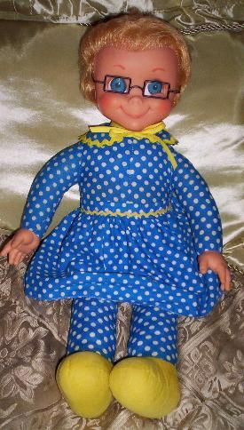 Mrs Beasley Doll ... I had one of these! Can still buy them fairly cheap or get the new version!