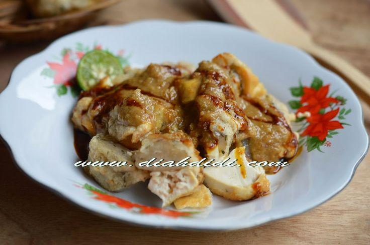 Diah Didi's Kitchen: Batagor Ekonomis & Praktis Acine
