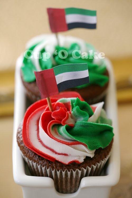 Cup'OCake UAE National Day