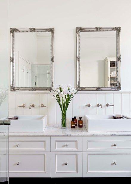 Designing a vintage-style bathroom - Homes, Bathroom, Kitchen & Outdoor   Home Beautiful Magazine Australia